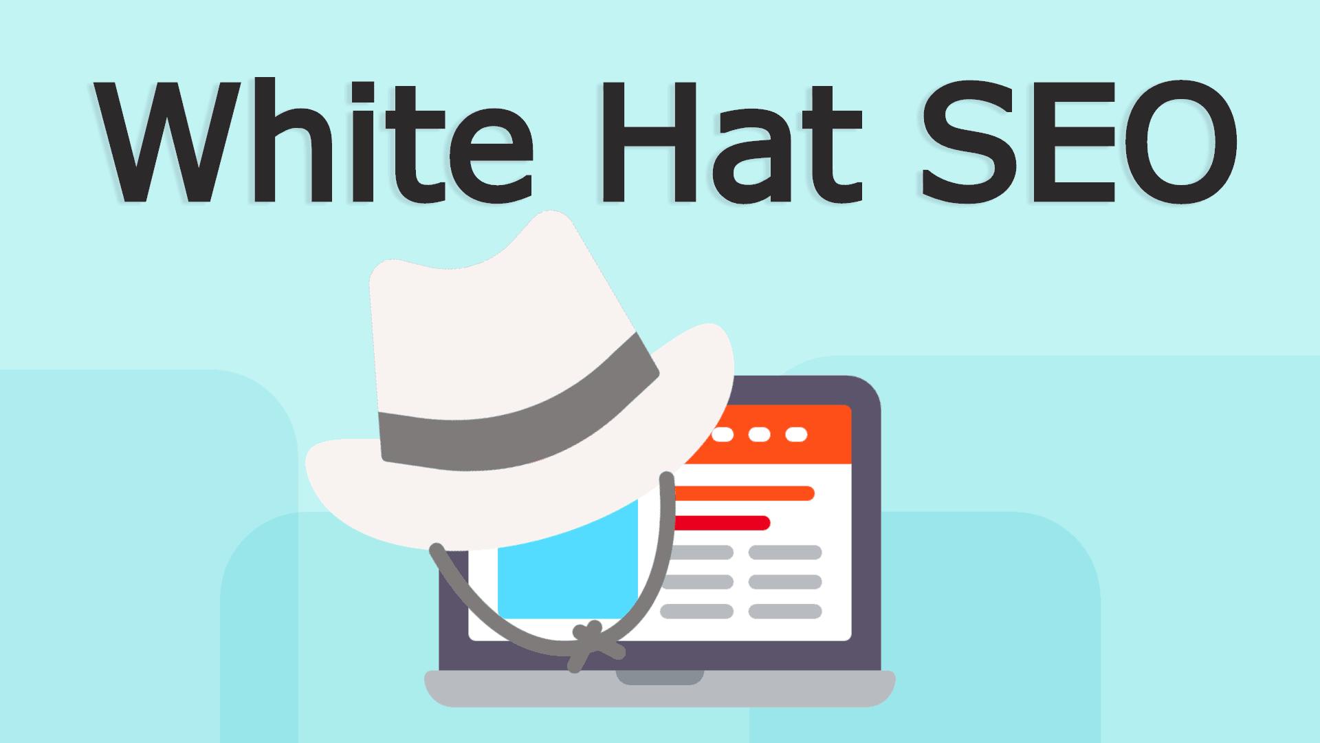 benefits white hat